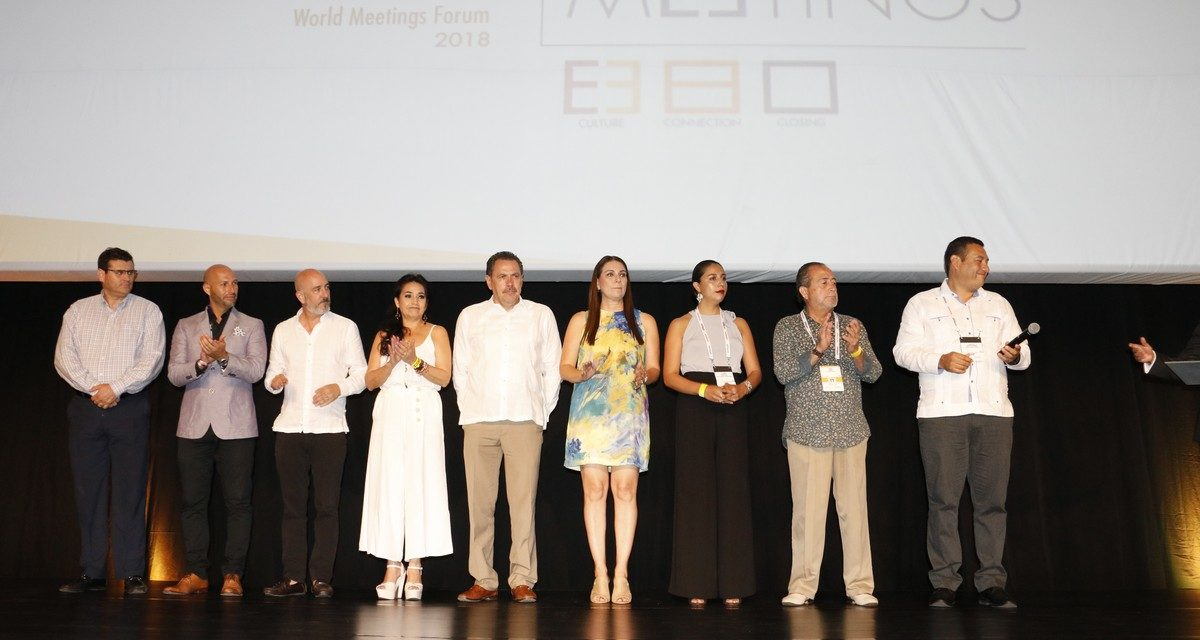 Participa DIF Vallarta en el World Meetings Forum
