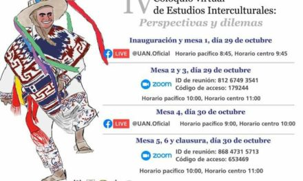 ¿Ya te inscribiste al Coloquio Virtual de Estudios Interculturales: Perspectivas y Dilemas?