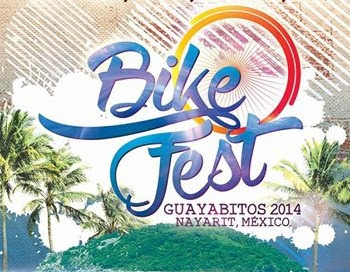 1er Bike Fest Guayabitos 2014